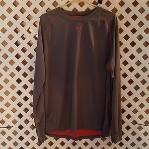 Men's Under Armour XXL Loose Fit Long Sleeves